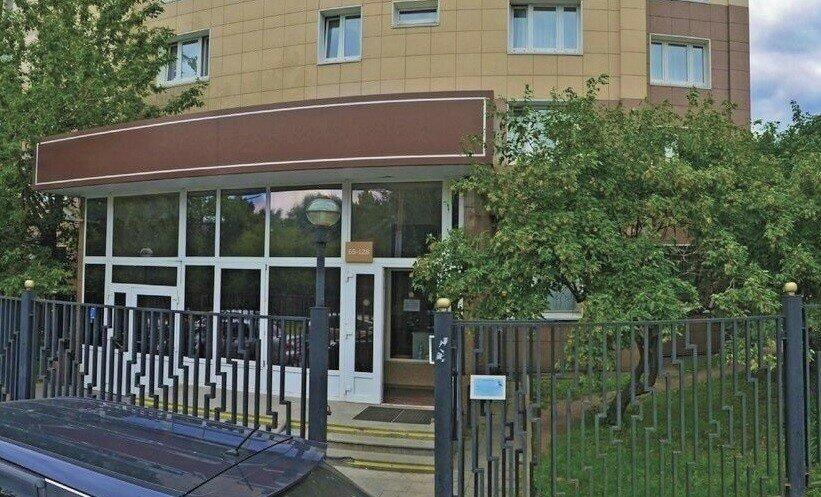 Офис продаж в Москве